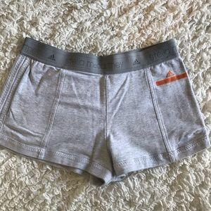 Adidas by Stella McCartney Grey Shorts